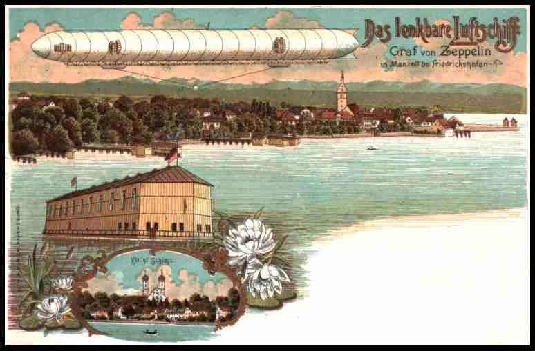 firma zeppelin friedrichshafen